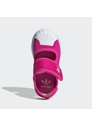 adidas Unisex Çocuk Superstar 360 Spor Ayakkabı EG5712 Pembe